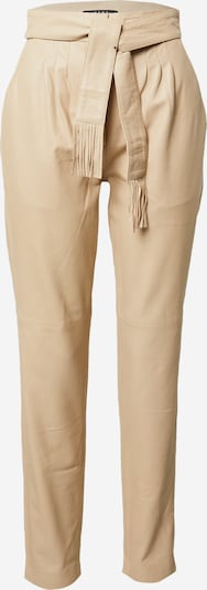 Ibana Pleat-front trousers 'PETRA' in Beige, Item view