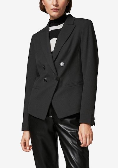 COMMA Blazer in schwarz, Modelansicht