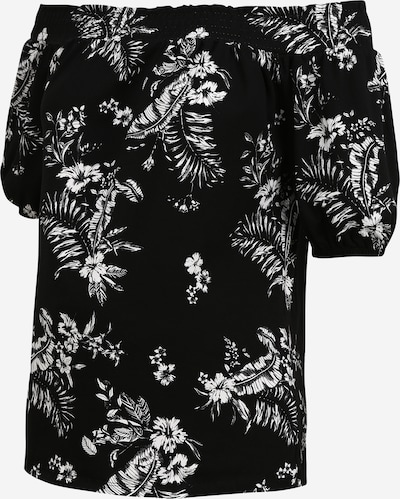 Dorothy Perkins Shirt 'SHIRED BARDO' in black / white, Item view