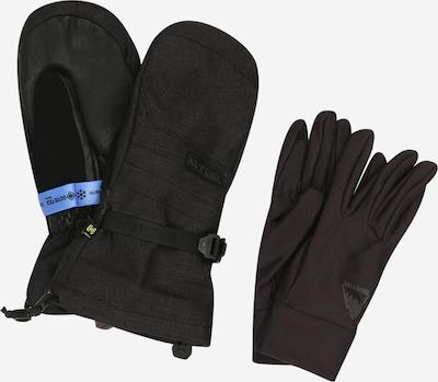 Sportinės pirštinės iš BURTON , spalva - juoda, Prekių apžvalga