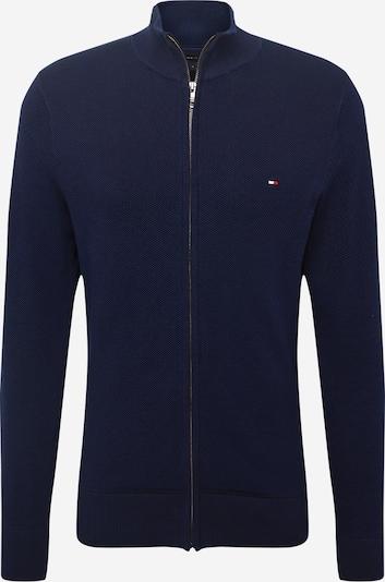 TOMMY HILFIGER Knit cardigan in dark blue, Item view