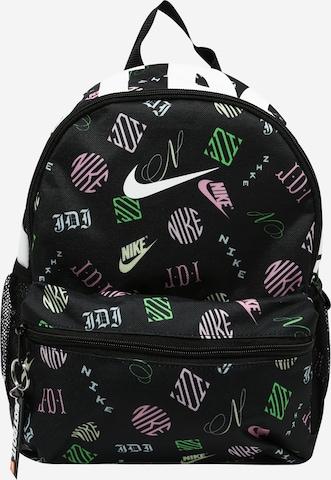 Rucsac 'Brasilia' de la Nike Sportswear pe negru