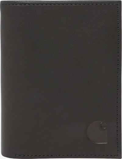 Portofel Carhartt WIP pe negru, Vizualizare produs