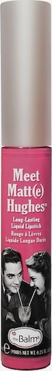 The Balm Lip Gloss 'MeetMatteHughes' in Pink, Item view