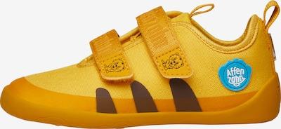 Affenzahn Barfußschuh 'Tiger' in gelb, Produktansicht