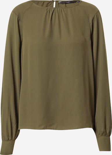 VERO MODA Bluse 'POEL' in khaki, Produktansicht