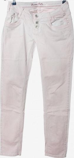 Buena Vista Straight-Leg Jeans in 27-28 in wollweiß, Produktansicht