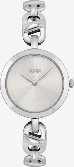 Analoginis (įprasto dizaino) laikrodis iš BOSS Casual, spalva – sidabrinė, Prekių apžvalga