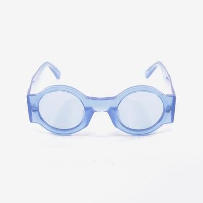 Dries Van Noten Sunglasses in One size in Blue, Item view