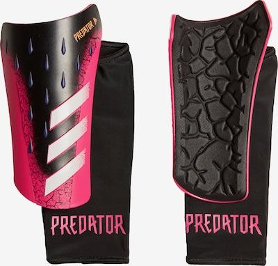 ADIDAS PERFORMANCE Schienbeinschoner ' Predator League  ' in pink / schwarz, Produktansicht