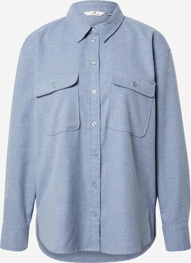 TOM TAILOR Blusa en gris moteado, Vista del producto