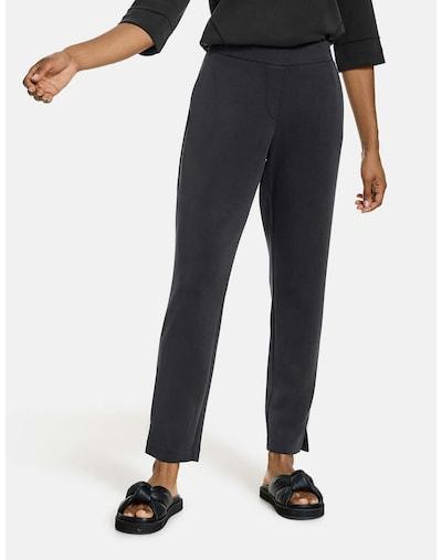 TAIFUN Pants 'Radler' in Black, View model