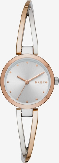 DKNY DKNY Damen-Uhren Rund Analog Quarz ' ' in rosegold / silber: Frontalansicht