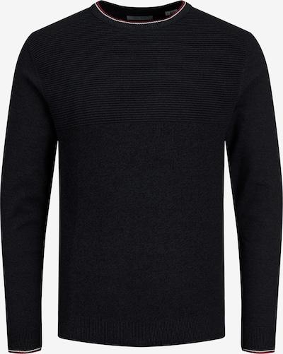 JACK & JONES Pullover 'Ryder' in schwarz, Produktansicht