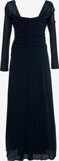 Ulla Popken Kleid in blau / dunkelblau: Frontalansicht
