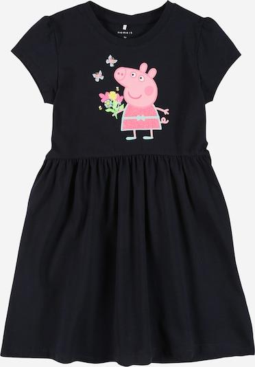 NAME IT Vestido 'Peppa Pig' en azul noche / mezcla de colores, Vista del producto
