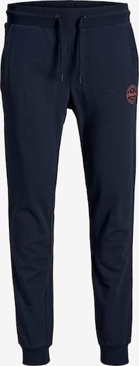 Jack & Jones Plus Bikses, krāsa - tumši zils, Preces skats