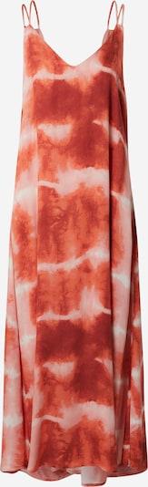 VILA Kleid 'CORBA' in orange / dunkelorange / altrosa, Produktansicht