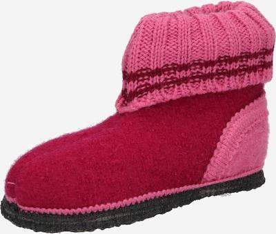 BECK Hausschuh 'Oetz' in pink / bordeaux, Produktansicht