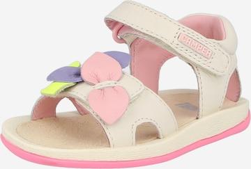 CAMPER Sandals 'Twins' in Beige