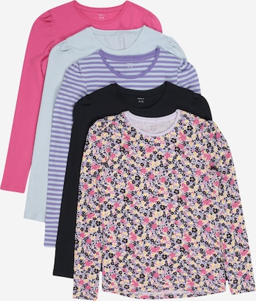 jauktas krāsas NAME IT T-Krekls 'Naya'