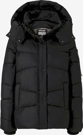 TOM TAILOR Jacke in schwarz, Produktansicht
