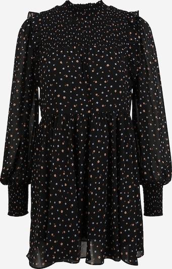 Forever New Petite Kleid 'Amity' in hellblau / oliv / orange / schwarz, Produktansicht