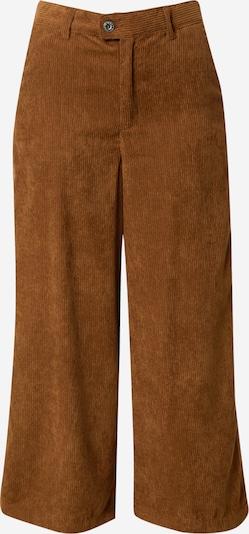 ONLY Pantalon 'Elvira' en marron, Vue avec produit