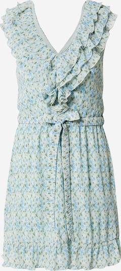 Rochie de vară 'Anika Teller' NA-KD pe opal / albastru deschis / oliv, Vizualizare produs