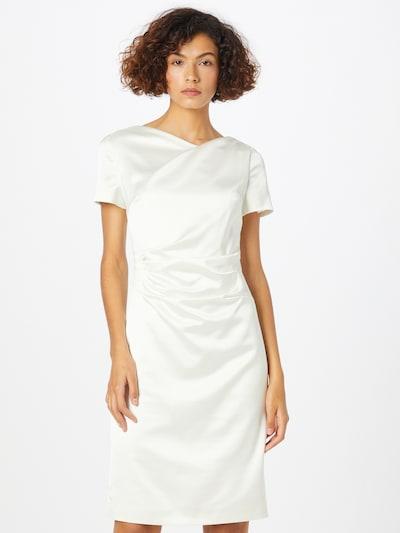 SWING Cocktailjurk in de kleur Wit, Modelweergave