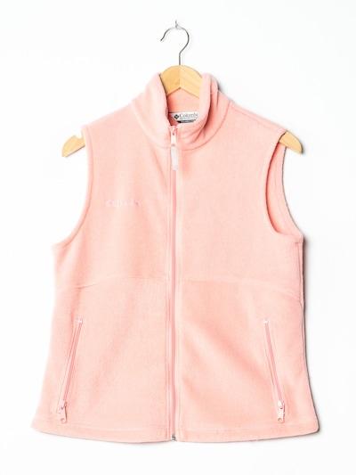 COLUMBIA Weste in L in rosa, Produktansicht