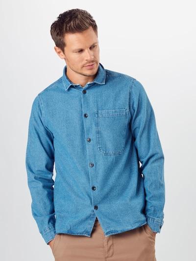 anerkjendt Košulja u plavi traper: Prednji pogled