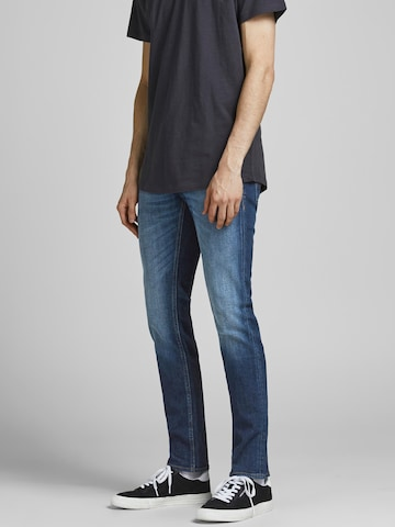 JACK & JONES Jeans 'JJIGLENN JJORIGINAL' in Blue