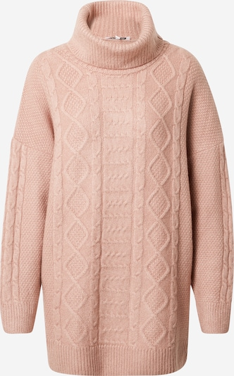 ABOUT YOU Pull-over oversize 'Christin' en rose, Vue avec produit