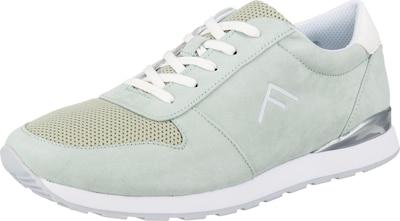 Freyling Vintage Frey-Run Sneaker in hellgrün, Produktansicht