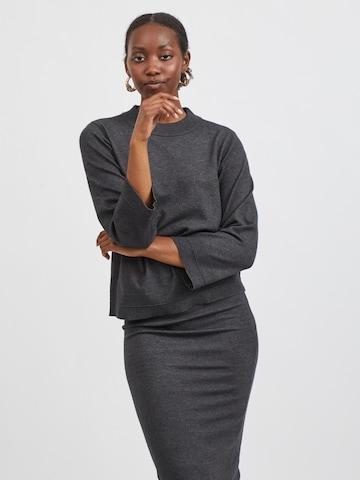 VILA Genser 'Comfy' i grå