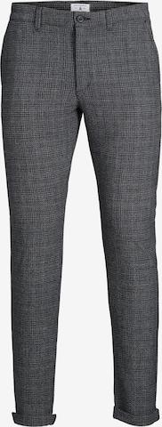 Pantalon chino 'MARCO STUART' JACK & JONES en noir