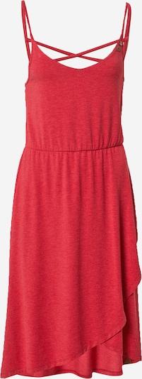 Ragwear Robe d'été 'FINESA' en rouge, Vue avec produit