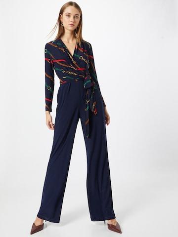 Lauren Ralph Lauren Jumpsuit 'FARIA' in Blau