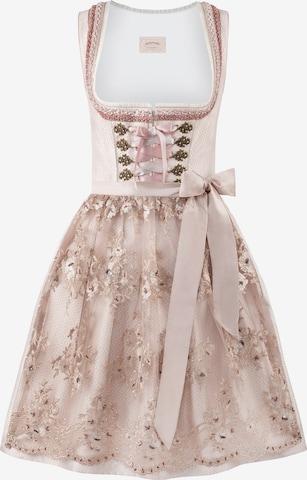 STOCKERPOINT Dirndl 'Finette' in Pink