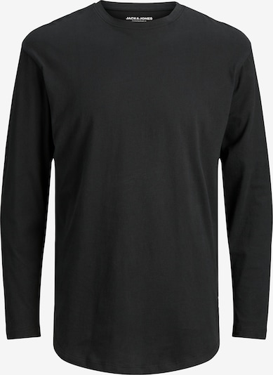 JACK & JONES Shirt 'JJENOA' in schwarz, Produktansicht