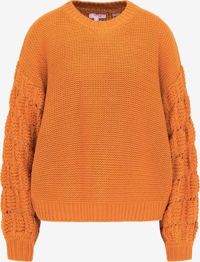 MYMO Pullover in orange, Produktansicht