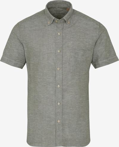 ETERNA Hemd in grünmeliert, Produktansicht
