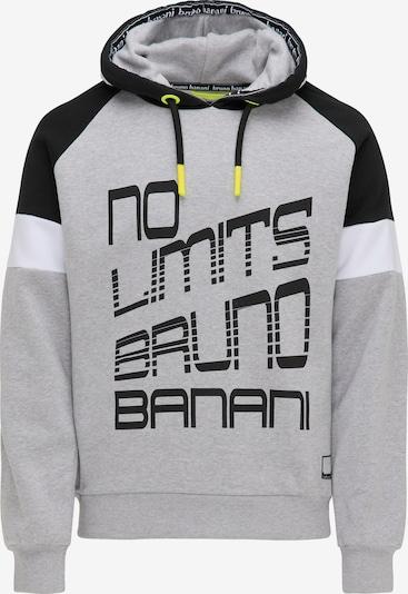 BRUNO BANANI Sweatshirt in grau, Produktansicht