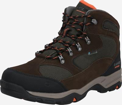HI-TEC Boots 'STORM' in de kleur Bruin / Zwart, Productweergave