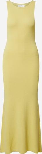 Rochie tricotat 'Leila' EDITED pe galben, Vizualizare produs
