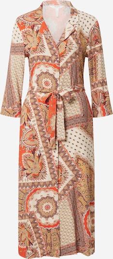 OBJECT Kleid 'Sun' in orange / weiß, Produktansicht