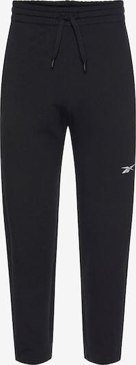Pantaloni sportivi Reebok Sport di colore nero, Visualizzazione prodotti