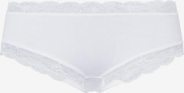 Hanro Broekje ' Cotton Lace ' in Wit