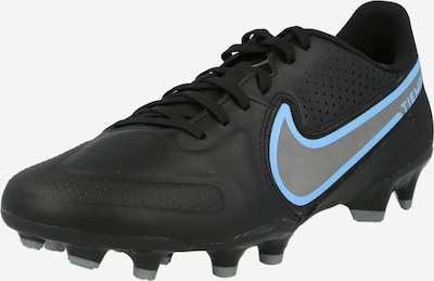 NIKE Nogometni čevelj 'Tiempo Legend 9 Academy' | svetlo modra / siva / črna barva, Prikaz izdelka